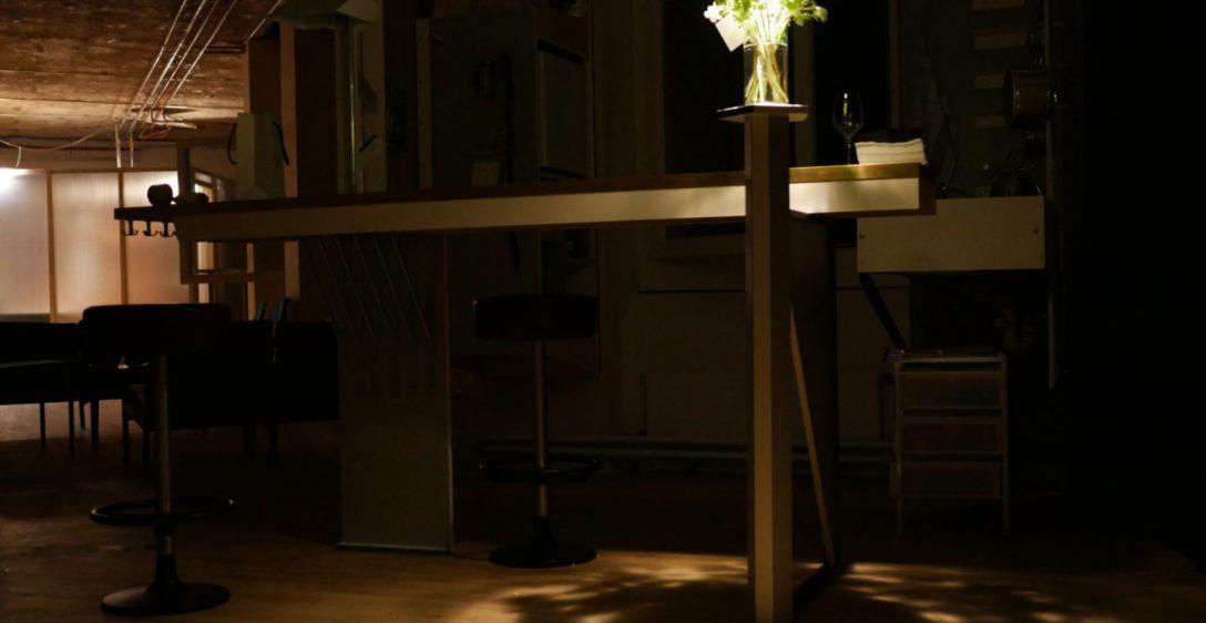 Large Size of Küche Mit Bar Kche Mitteresidence Betten Schubladen Laminat In Der Ohne Oberschränke Was Kostet Eine Oberschrank Schlafzimmer Set Matratze Und Lattenrost Wohnzimmer Küche Mit Bar