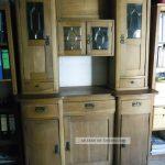 Kchenanrichte Kchenbffet Kchenschrank Mit Aufsatz Eiche Wohnzimmer Küchenanrichte
