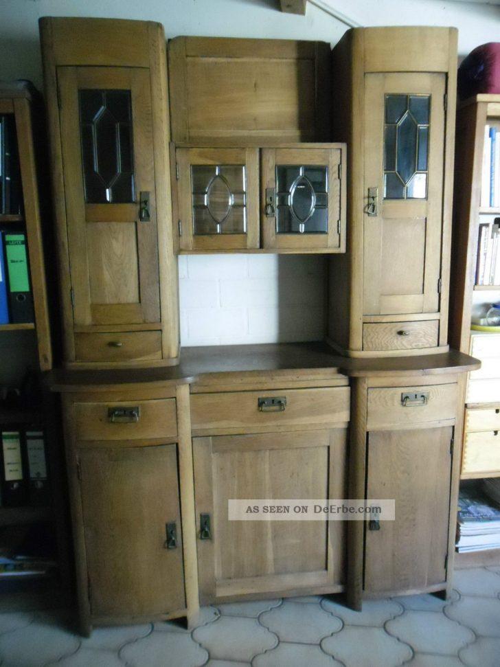 Medium Size of Kchenanrichte Kchenbffet Kchenschrank Mit Aufsatz Eiche Wohnzimmer Küchenanrichte