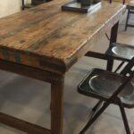 Vintage Esstisch Esstische Vintage Esstisch Stuff Loft Tisch Aus Holz Klappbar Shabby Chic Quadratisch Stühle Groß Musterring Ausziehbar Betonplatte Runder Sofa Für Eiche Massivholz