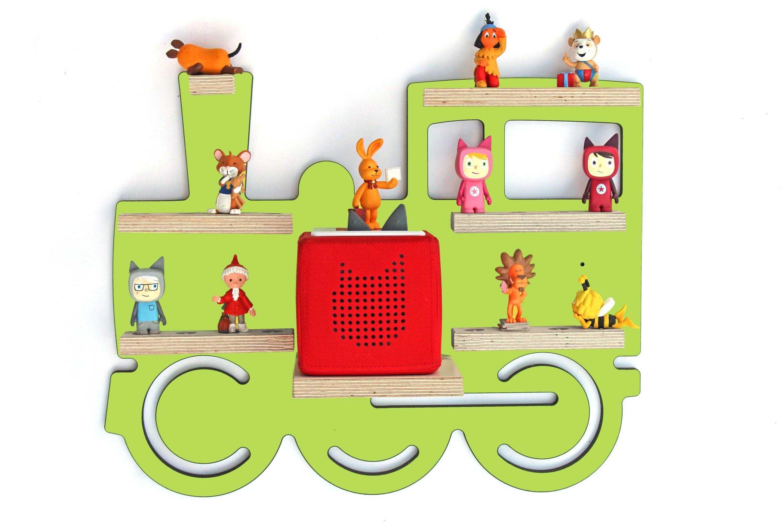 Full Size of Schreinerei Linden Regal Lokomotive Grn Tonies Figuren Holzregal Küche Graues Mit Körben Soft Plus Wandregal Bad Regale Nach Maß Hoch Wein Gebrauchte Auf Regal Regal Grün