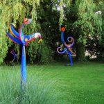 Skulpturgarten Claire Ochsner Rattan Sofa Garten Feuerstellen Im Bewässerung Automatisch Liege Bewässerungssysteme Test Feuerstelle Holztisch Paravent Wohnzimmer Skulptur Garten