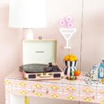 Ikea Servierwagen Wohnzimmer Ikea Hack Tisch In Servierwagen Umwandeln Spoonflower Küche Kaufen Sofa Mit Schlaffunktion Betten Bei Modulküche Kosten 160x200 Miniküche Garten