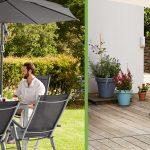 Lidl Gartentisch Gartentischdecke Rund Glas Ausziehbar Alu Angebot Zuhause Ist Es Am Schnsten Wohnzimmer Lidl Gartentisch