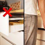 Ikea Kche Schublade Ausbauen Und Einsetzen Maximera Youtube Miniküche Küche Kosten Modulküche Kaufen Sofa Mit Schlaffunktion Betten 160x200 Bei Wohnzimmer Küchenschrank Ikea