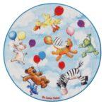 Runder Teppich Kinderzimmer Spielteppich Lieben Sieben In Blau Regal Schlafzimmer Küche Wohnzimmer Teppiche Sofa Badezimmer Esstisch Ausziehbar Für Kinderzimmer Runder Teppich Kinderzimmer