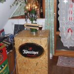 Khlschrank Zapfanlage Selber Bauen Richard Landhausküche Arbeitsplatten Küche Planen Bodenbelag Tresen Mit Elektrogeräten Günstig Poco Fliesen Für Ebay Wohnzimmer Outdoor Küche Gebraucht