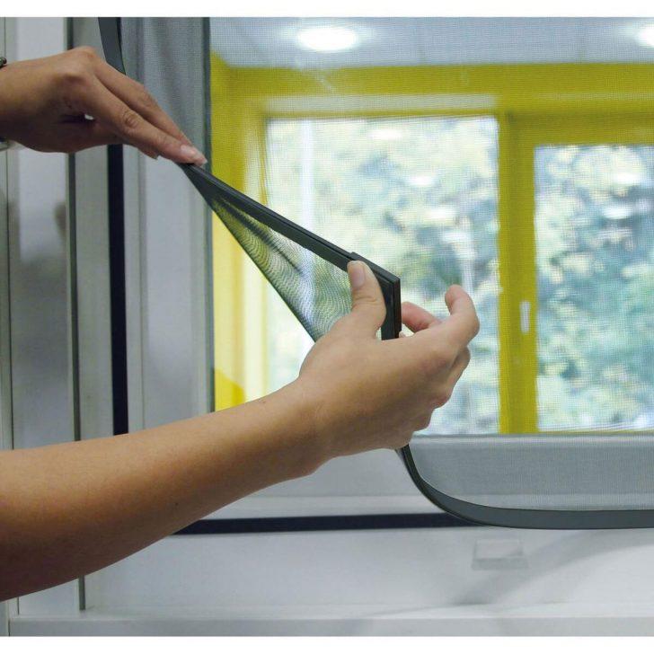 Medium Size of Schellenberg Insektenschutz Magnetrahmen 100x120 Cm Magnettafel Küche Fliegengitter Fenster Maßanfertigung Für Wohnzimmer Fliegengitter Magnet