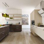 Küche Hellgrau Moderne Landhauskche Marinara Kchenzeile Mit Kochinsetl Was Kostet Eine Neue Landhausküche Grau Led Deckenleuchte Ebay Einbauküche Wohnzimmer Küche Hellgrau