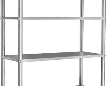 Gastro Regal Regal Gastro Regal Wiltec Edelstahlregal Schwerlastregal Aus V2a Edelstahl Weiße Regale Designer Für Dachschräge Meta Bito Wand Wandregal Küche Landhaus