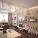 Wohnzimmer Modern Steinwand Dekor 2015 Vitrine Weiß Bett Design Stehlampe Sofa Kleines Beleuchtung Vorhänge Hängelampe Indirekte Decke Bilder Xxl Dekoration Wohnzimmer Wohnzimmer Modern