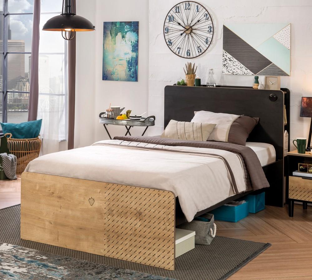 Full Size of Kinderbett 120x200 Mit Fcher Online Kaufen Furnart Bett Matratze Und Lattenrost Weiß Bettkasten Betten Wohnzimmer Kinderbett 120x200