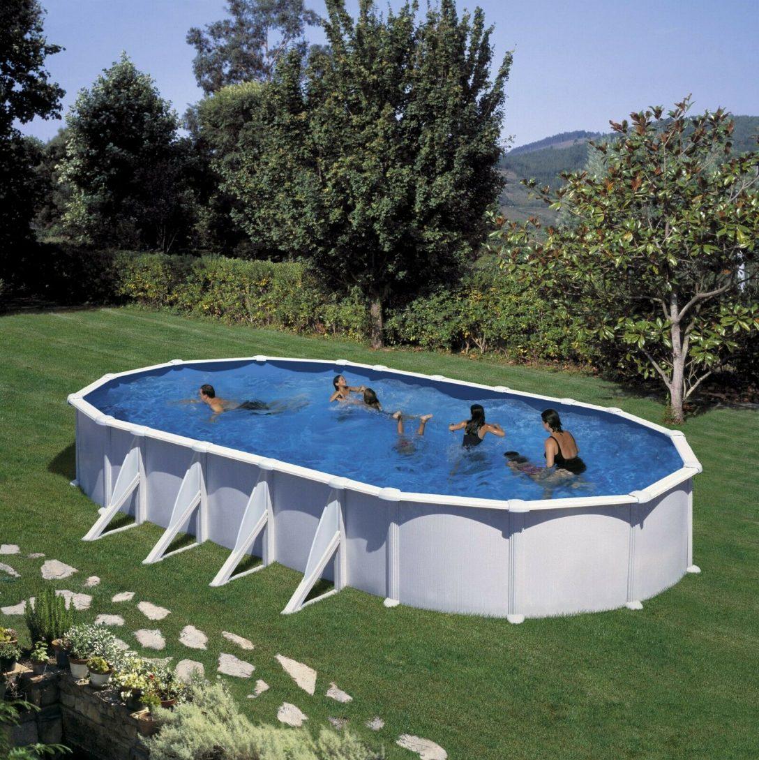 Large Size of Gartenpool Rechteckig Mit Pumpe Sandfilteranlage Holz Kaufen Intex Bestway Test Obi Garten Pool 3m 915 470 132 Cm Stahlkonstruktion Wohnzimmer Gartenpool Rechteckig