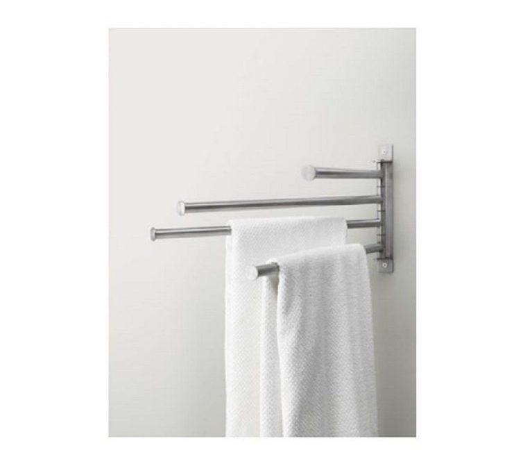 Medium Size of Handtuchhalter Ikea Grundtal Handtuchbgel Handtuchstange 4 Armig Betten Bei Küche Kaufen 160x200 Miniküche Bad Sofa Mit Schlaffunktion Kosten Modulküche Wohnzimmer Handtuchhalter Ikea