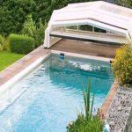 Garten überdachung Pool Mit Berdachung Youtube Kugelleuchte Spielanlage Relaxsessel Sichtschutz Servierwagen Loungemöbel Günstig Essgruppe Stapelstuhl Wohnzimmer Garten überdachung