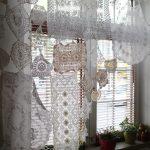 Gardine Häkeln Wohnzimmer Gardine Häkeln Gardinen Schlafzimmer Fenster Für Wohnzimmer Küche Die Scheibengardinen