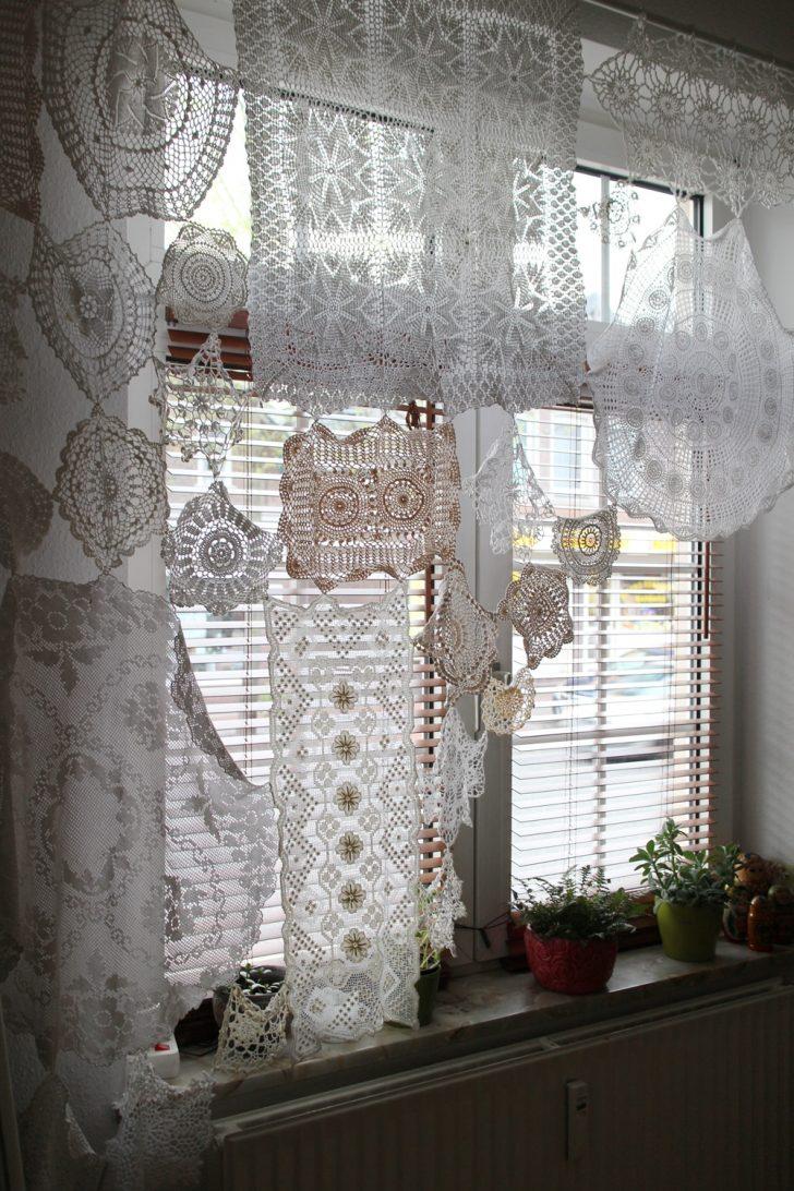 Medium Size of Gardine Häkeln Gardinen Schlafzimmer Fenster Für Wohnzimmer Küche Die Scheibengardinen Wohnzimmer Gardine Häkeln