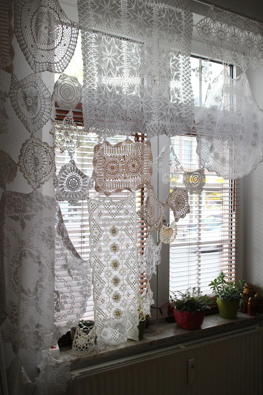 Full Size of Gardine Häkeln Gardinen Schlafzimmer Fenster Für Wohnzimmer Küche Die Scheibengardinen Wohnzimmer Gardine Häkeln