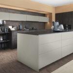 Kücheninsel Moderne Kcheninsel In Grau Wohnzimmer Kücheninsel