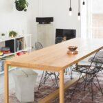Esstische Massiv Runde Rund Massivholz Designer Design Holz Moderne Ausziehbar Esstische Esstische