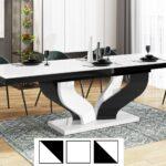 Esstische Design Küche Industriedesign Moderne Designer Esstisch Ausziehbar Rund Holz Massivholz Betten Lampen Kleine Massiv Bett Modern Runde Badezimmer Esstische Esstische Design