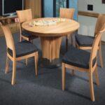 Esstisch Rund Mit Stühlen Runder Esszimmertisch Tisch Arcona Runde Esstische Bett Rückenlehne Quadratisch Grau Weiß Oval Sofa Led Pendelleuchte Kleines Esstische Esstisch Rund Mit Stühlen