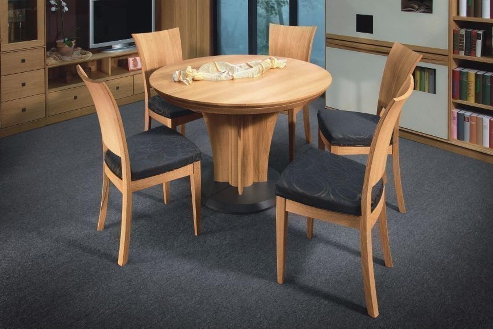 Full Size of Esstisch Rund Mit Stühlen Runder Esszimmertisch Tisch Arcona Runde Esstische Bett Rückenlehne Quadratisch Grau Weiß Oval Sofa Led Pendelleuchte Kleines Esstische Esstisch Rund Mit Stühlen