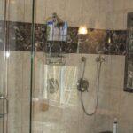 Dusche 80x80 Glastrennwand Glasabtrennung Bodengleiche Badewanne Mit Nischentür Begehbare Duschen Kleine Bäder Glaswand Pendeltür Hüppe Wand Breuer Kaufen Dusche Glasabtrennung Dusche