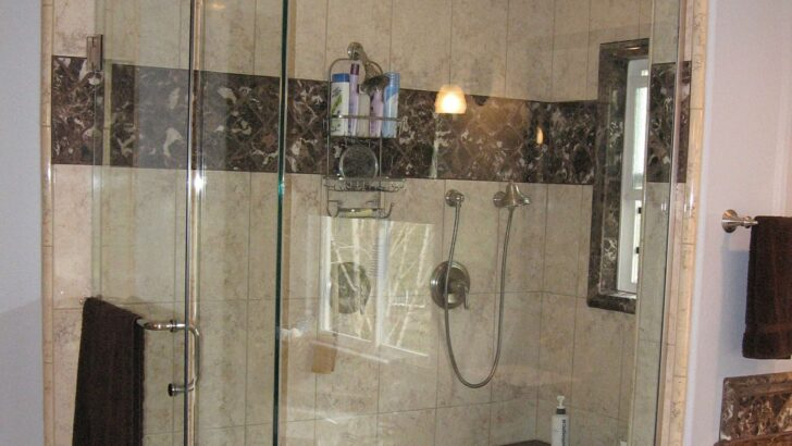 Medium Size of Dusche 80x80 Glastrennwand Glasabtrennung Bodengleiche Badewanne Mit Nischentür Begehbare Duschen Kleine Bäder Glaswand Pendeltür Hüppe Wand Breuer Kaufen Dusche Glasabtrennung Dusche