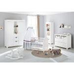 Pinolino Kinderzimmer Kinderzimmer Pinolino Kinderzimmer Nina Breit 2 Trig Gro Babymarktde Bett Regale Sofa Regal Weiß