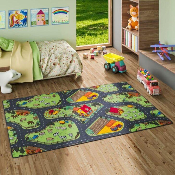 Medium Size of Teppichboden Kinderzimmer Spiel Teppich Bauernhof Grn Sofa Regal Weiß Regale Kinderzimmer Teppichboden Kinderzimmer