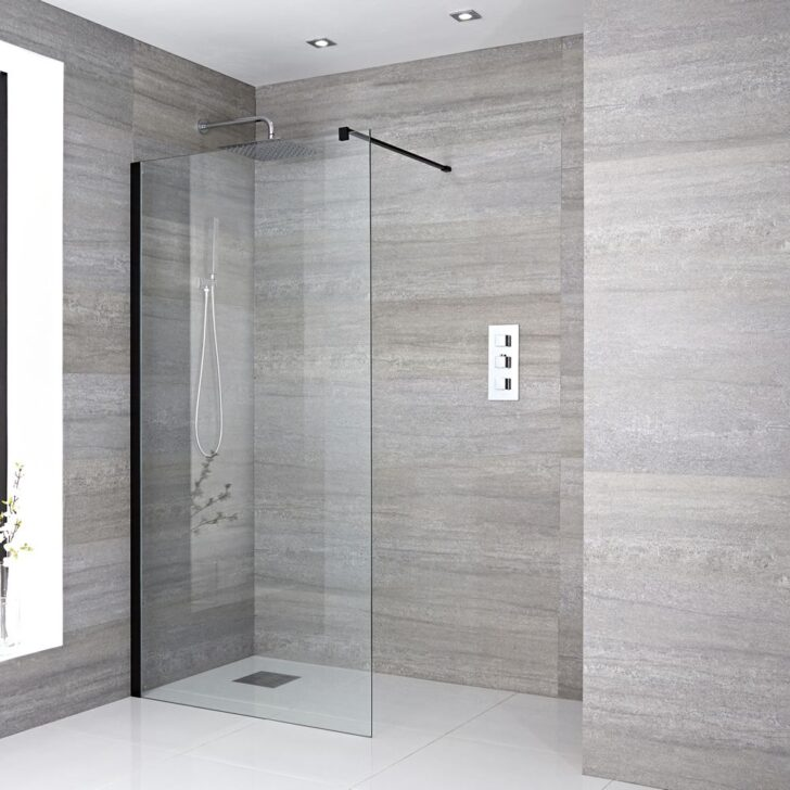 Medium Size of Glastrennwand Dusche Walk In Duschkabine Noglaswand Und Ablauf Whlbar Komplett Set Nachträglich Einbauen Raindance Antirutschmatte Sprinz Duschen Schulte Dusche Glastrennwand Dusche