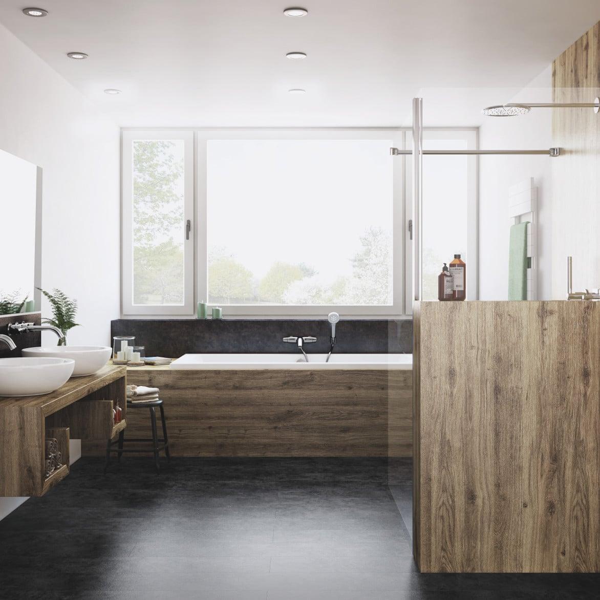 Full Size of Dusche Wand Glasabtrennung Regal Ohne Rückwand Ebenerdige Kosten Bodengleiche Nachträglich Einbauen Begehbare Tür Wandtattoo Küche Schrankwand Wohnzimmer Dusche Dusche Wand