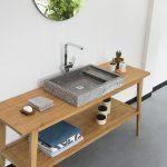 Outdoor Waschbecken Wohnzimmer Outdoor Waschbecken Marmor Mo 14 Grau 60 Cm Badezimmer Bad Küche Keramik Kaufen Edelstahl