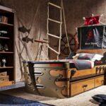 Piraten Kinderzimmer Kinderzimmer Piraten Kinderzimmer Set Schiffsbett Bymm Frei Haus Precogs Regale Regal Weiß Sofa