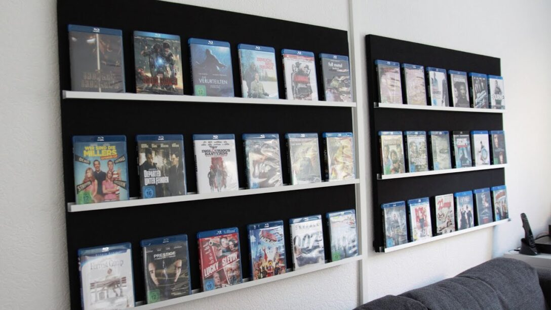 Large Size of Blu Ray Regal Bluray Selbst Bauen Do It Yourself Youtube Weiss Fächer Kaufen Kleine Regale Rot Bluetooth Lautsprecher Dusche Amazon Cd Dvd Holz Mit Schubladen Regal Blu Ray Regal