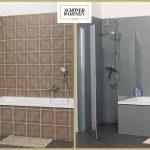 Schner Wohnen Trendstruktur Betondesign Optik Zeitloses Design Bodenfliesen Bad Küche Wohnzimmer Bodenfliesen Streichen