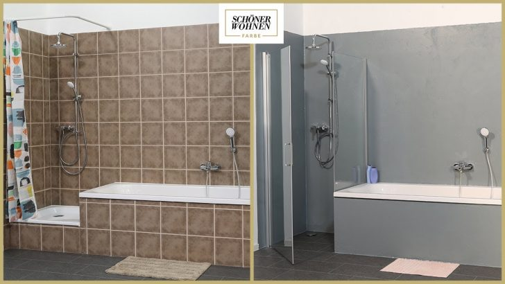 Medium Size of Schner Wohnen Trendstruktur Betondesign Optik Zeitloses Design Bodenfliesen Bad Küche Wohnzimmer Bodenfliesen Streichen