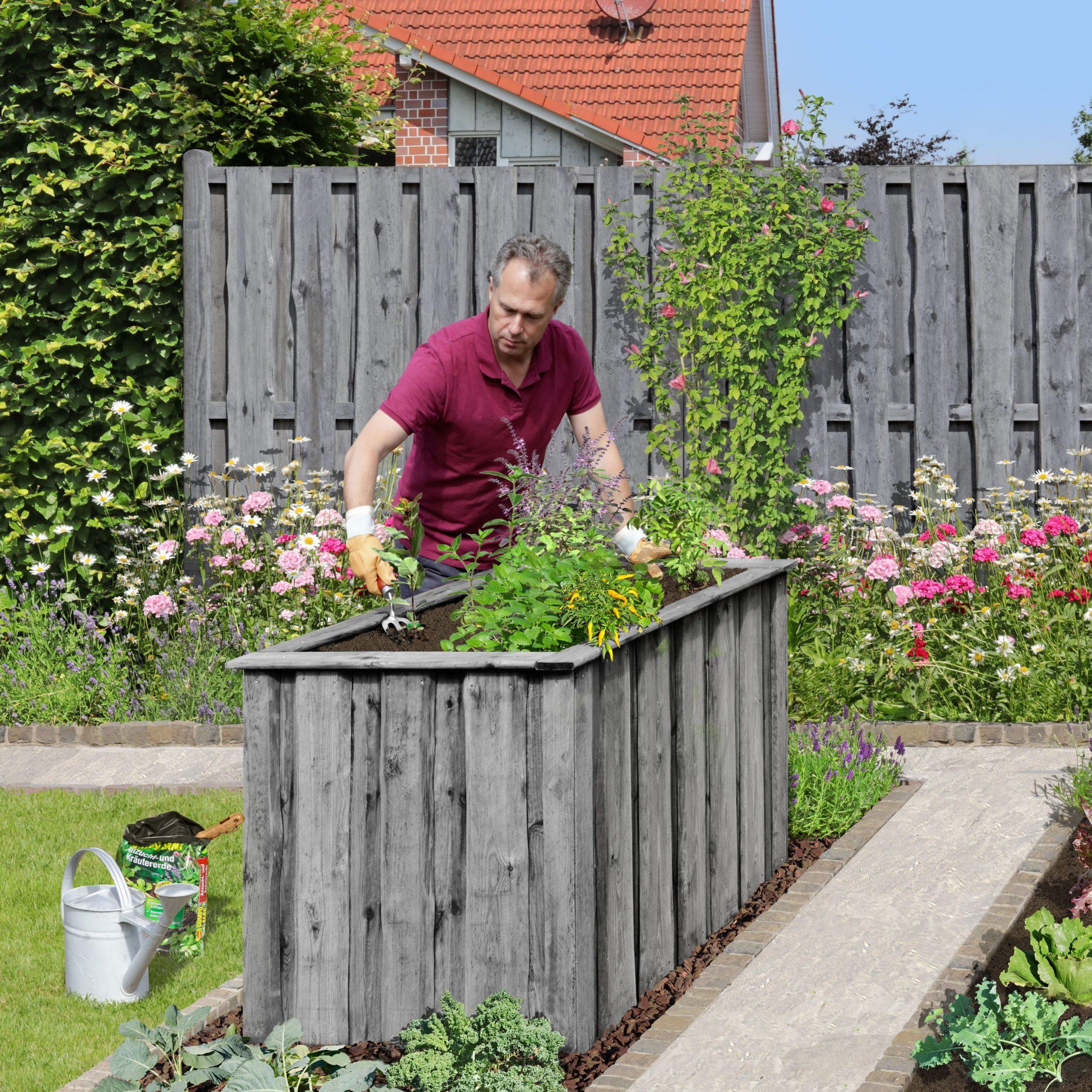 Full Size of Hochbeet Hornbach Selber Bauen Und Anlegen Garten Wohnzimmer Hochbeet Hornbach