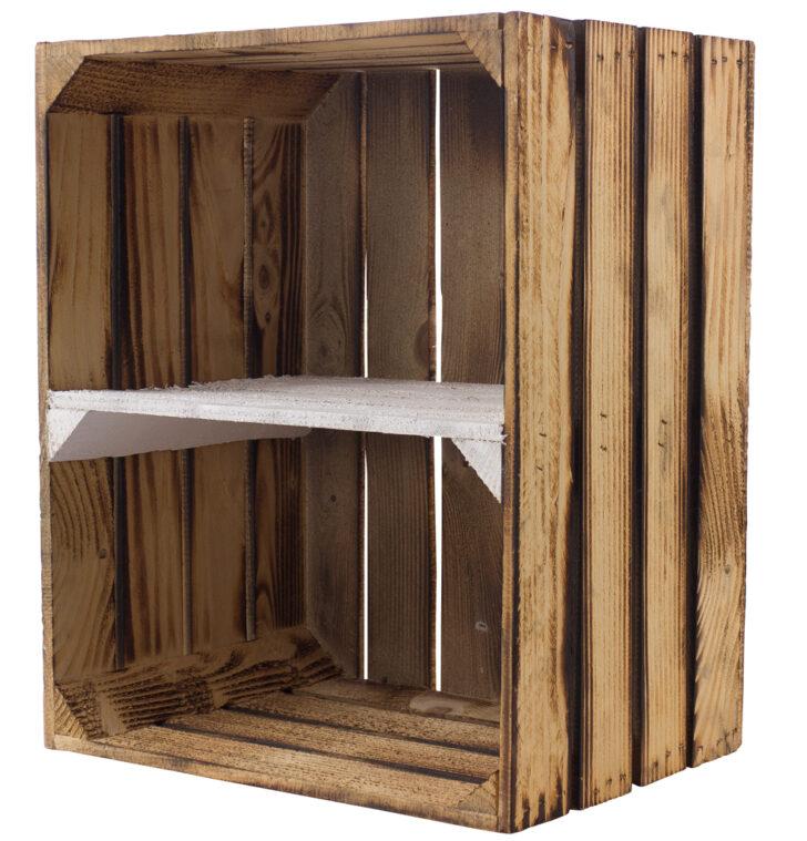 Medium Size of Regal Aus Kisten Selber Bauen Basteln Kaufen Holz Holzkisten Regale Bauanleitung System Ikea Birnenkisten Neue Geflammte Holzkiste Hochkant Mit Weiem Cd Dvd Regal Regal Aus Kisten