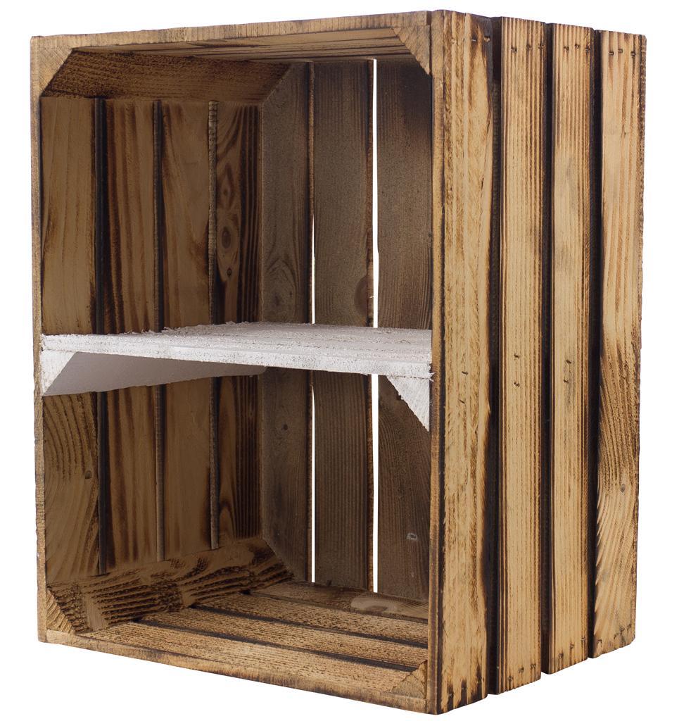 Full Size of Regal Aus Kisten Selber Bauen Basteln Kaufen Holz Holzkisten Regale Bauanleitung System Ikea Birnenkisten Neue Geflammte Holzkiste Hochkant Mit Weiem Cd Dvd Regal Regal Aus Kisten