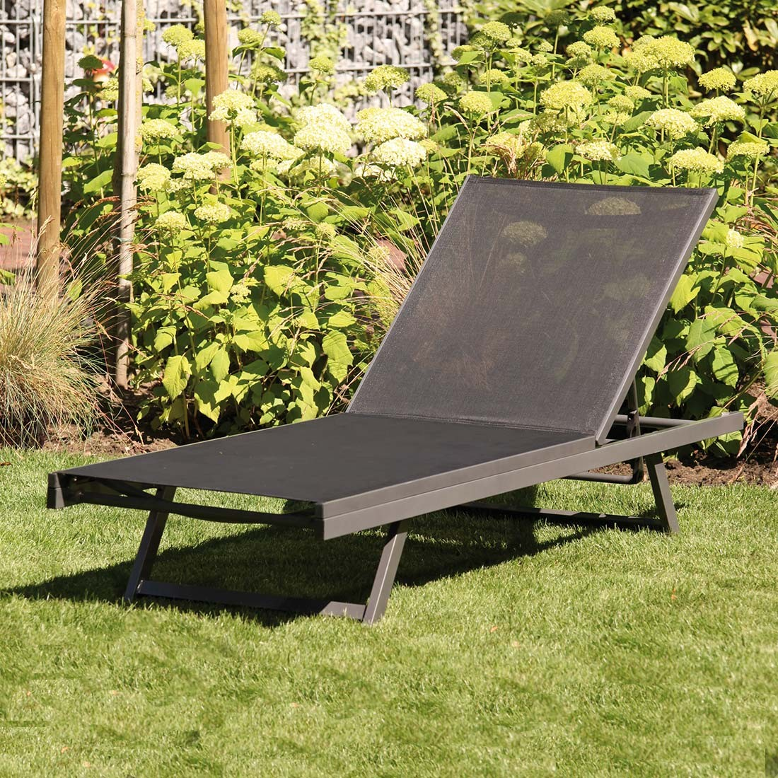 Full Size of Siena Garden Tropic Liege Aluminium Textilene Garten Und Freizeit Wohnzimmer Gartenliege Wetterfest