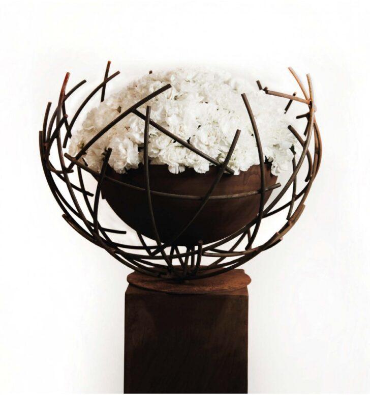 Medium Size of Gartendeko Modern Metall Pinterest Moderne Kaufen Selber Machen Rost Edelstahl Online Skulpturen Drath Halbkugel Mit Dichter Innenschale Deckenlampen Wohnzimmer Gartendeko Modern