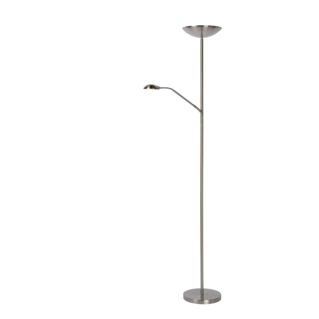 Large Size of Stehlampe Dimmbar Led Deckenfluter 20w Zenith 180 Cm Alu Mit Leselampe Wohnzimmer Stehlampen Schlafzimmer Wohnzimmer Stehlampe Dimmbar