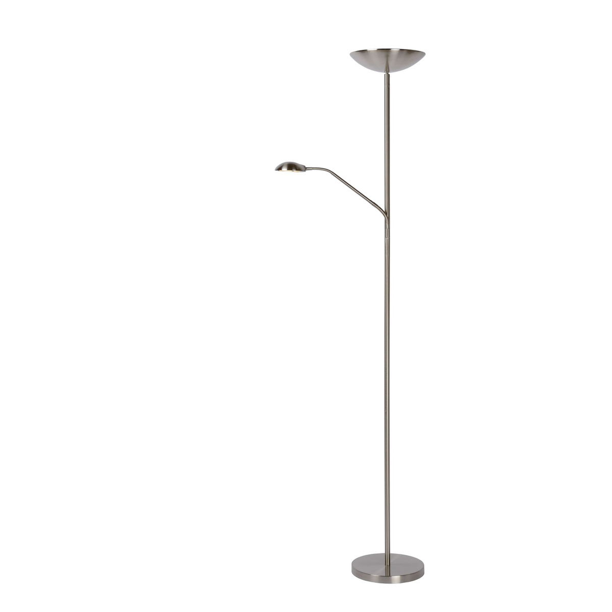 Full Size of Stehlampe Dimmbar Led Deckenfluter 20w Zenith 180 Cm Alu Mit Leselampe Wohnzimmer Stehlampen Schlafzimmer Wohnzimmer Stehlampe Dimmbar