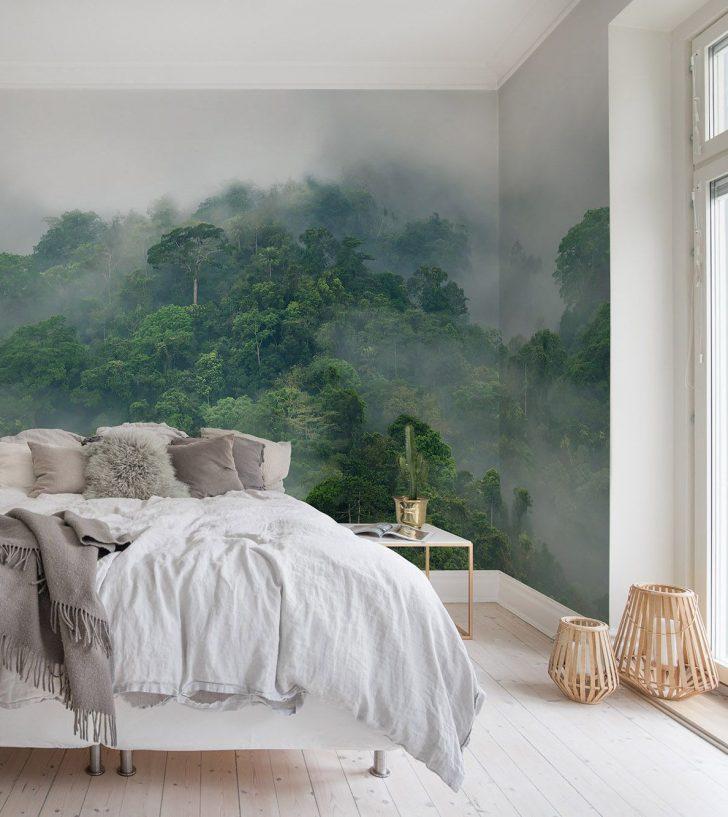 Medium Size of Vliestapete Wohnzimmer Misty Forest Schlafzimmer Tapete Deckenlampe Liege Pendelleuchte Decke Gardinen Deckenlampen Bilder Fürs Wandbild Beleuchtung Wohnzimmer Vliestapete Wohnzimmer