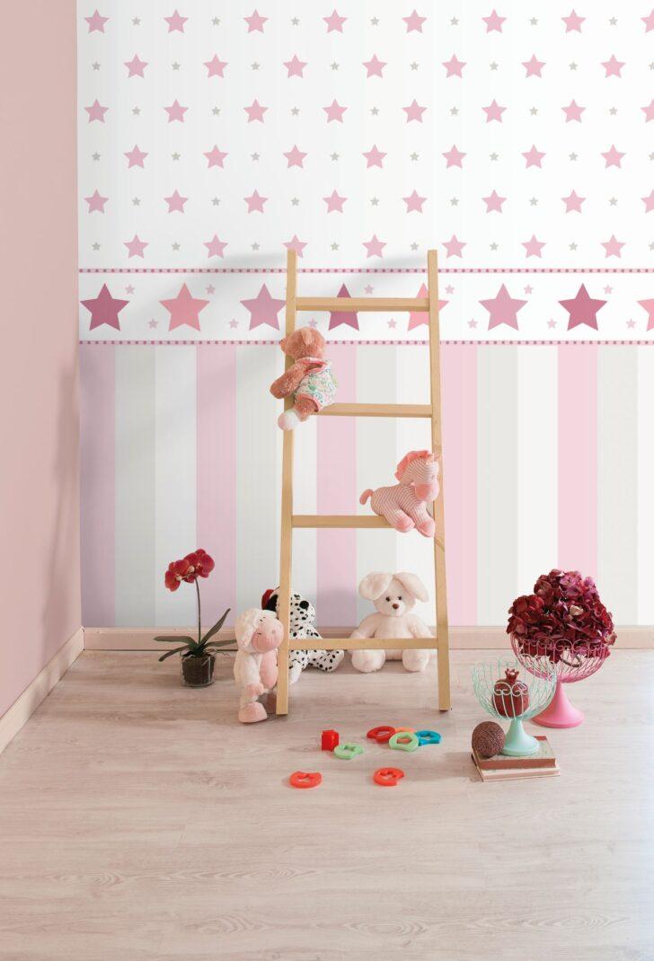 Medium Size of Bordüren Kinderzimmer Bordre Sterne Rosa Raschtextil Lovely Little Regal Weiß Regale Sofa Kinderzimmer Bordüren Kinderzimmer