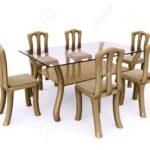 Esstisch Mit Stühlen Esstische Glas Esstisch Mit Sthlen 3d Lizenzfreie Fotos Sofa Bettkasten Landhaus 3 Sitzer Relaxfunktion Schlafzimmer Komplett Lattenrost Und Matratze Ausziehbar Weiß