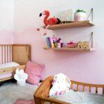 Wandschablonen Kinderzimmer Kinderzimmer Farbenfreunde Wandschablonen Sofa Kinderzimmer Regale Regal Weiß