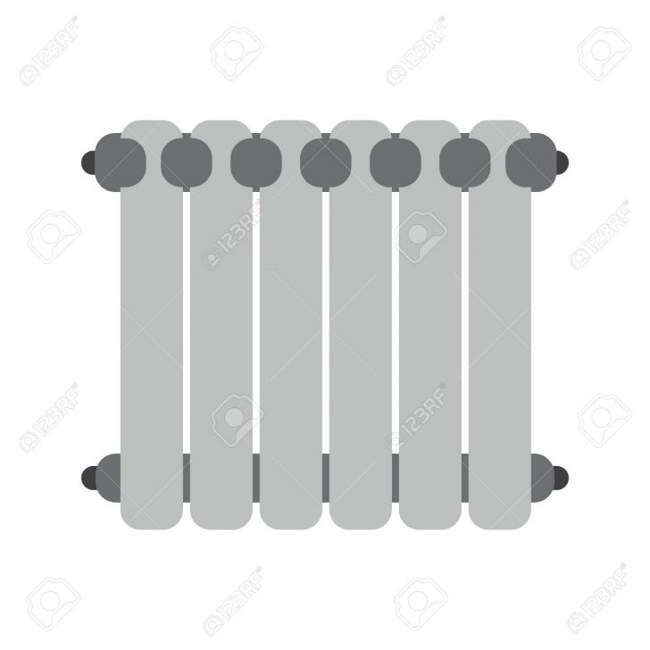 Medium Size of Heizkörper Flach Heizkrper Symbol Lizenzfrei Nutzbare Vektorgrafiken Bett Bad Für Wohnzimmer Elektroheizkörper Flachdach Fenster Wohnzimmer Heizkörper Flach